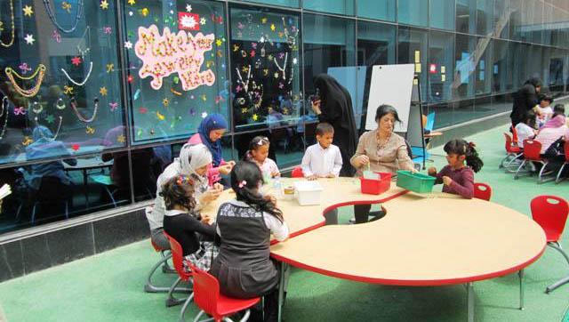 Al Maha School for boys and girls